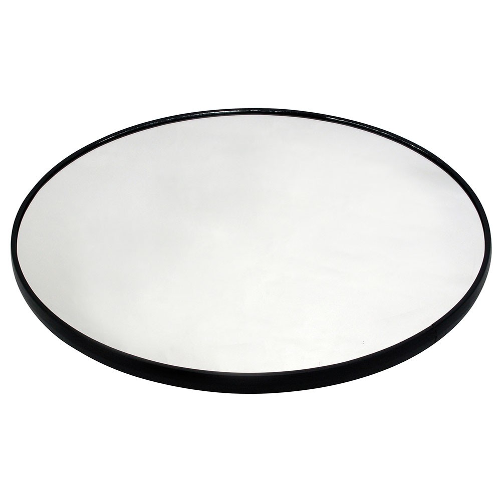 "Buffet Enhancements 1BGM24ROUND 24"" Round Food Display Glass Mirror"