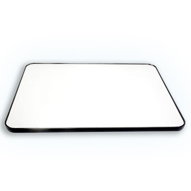"Buffet Enhancements 1BGM24SQR 24"" Square Food Display Glass Mirror"