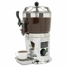 Buffet Enhancements 1BHC235 Chocolate Shot Drinking Chocolate Machine in Silver