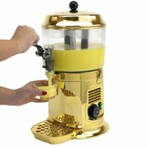 Buffet Enhancements 1BHC245 Gold Chocolate Shot Drinking Machine
