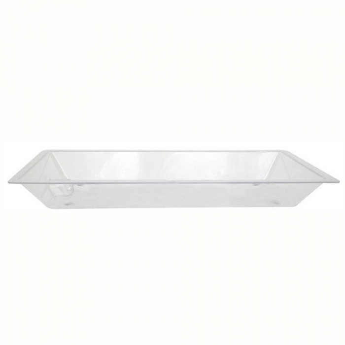 Buffet Enhancements 1BLPT36 Ice Display Rectangular Tray With Drain 36""