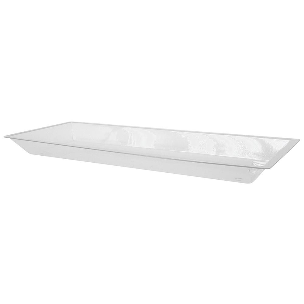 Buffet Enhancements 1BLPT56 Ice Display Rectangular Tray With Drain 56""