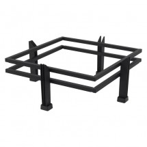 Buffet Enhancements 1BLRE22BASE Iron Enhancements™ Square Iron Ice Display Base Only