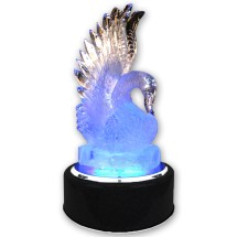 "Buffet Enhancements 1BLRSRT 30"" Chefstone™ Rotating Lighted Ice Display"