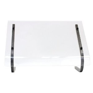 "Buffet Enhancements 1BSGS24AS 24"" Table Serving Sneeze Guard"