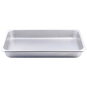 Buffet Enhancements 1BT11101 Chafing Dish Full Size Food Pan 8 Liter