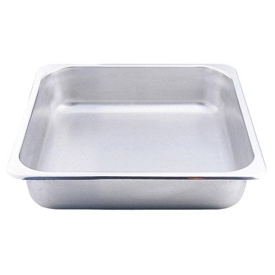 Buffet Enhancements 1BT11102 Chafing Dish Half Size Food Pan 4 Liter