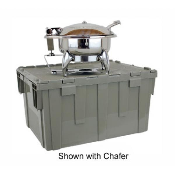 Buffet Enhancements 1BTC303 Deluxe Cater-Crate Set For New Age™ Medium Chafing Dish