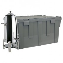 Buffet Enhancements 1BTC350C Deluxe Cater-Crate Set With 5 Gallon Coffee Urn
