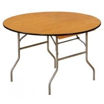 Buffet Enhancements 1BWD130007 Round Folding Tables 48""