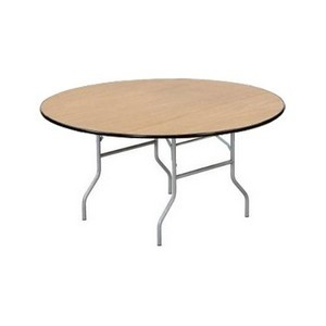 Buffet Enhancements 1BWD130010 Round Folding Tables 72""