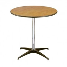 Buffet Enhancements 1BWD130012 Round Pedestal Tables 30""