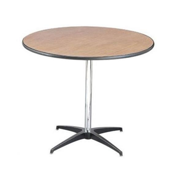 Buffet Enhancements 1BWD130013 Round Pedestal Tables 36""