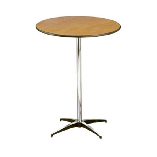 Buffet Enhancements 1BWD130022 Round Pedestal Tables 30""