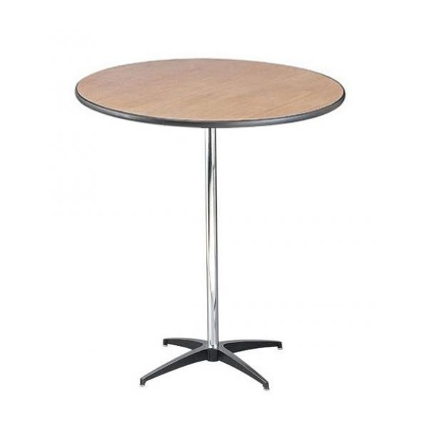 Buffet Enhancements 1BWD130023 Round Pedestal Tables 36""