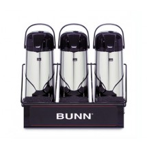 Bunn 25371.0003 3 Pot Universal Airpot Serving Rack