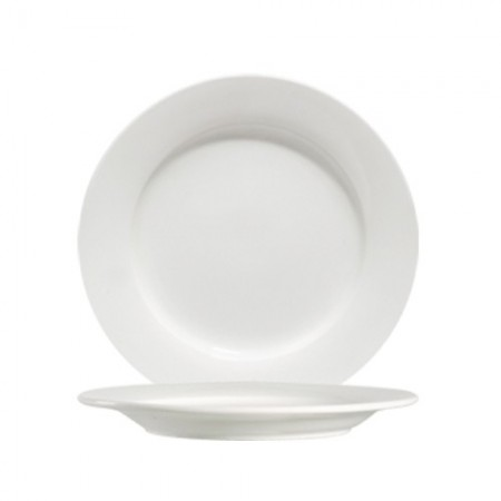 "CAC China 101-6 Lincoln Porcelain Plate 6-1/4"" - 6 doz"
