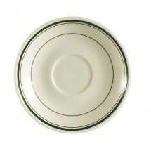 "CAC China GS-36 Greenbrier A.D. Saucer 4"" - 3 doz"