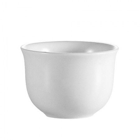 CAC China SHA-WC Sushia Porcelain Sake Cup 2 oz. - 4 doz