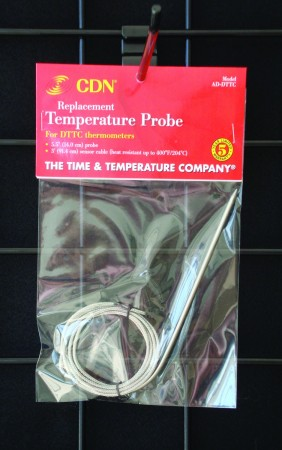 CDN AD-DTTC Replacement Temperature Probe For DTTC Thermometers