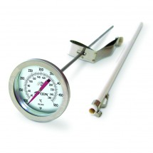 CDN IRL500 Insta-Read® Long Stem Fry Thermometer 12""