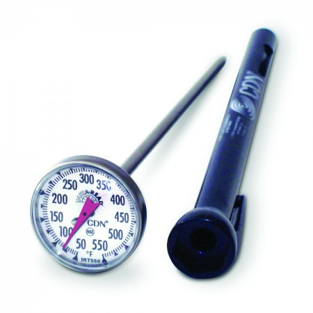 CDN IRT550 ProAccurate® Insta-Read® High Temperature Cooking Thermometer