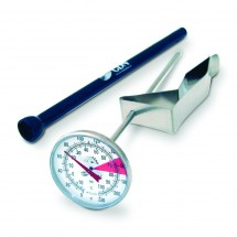 "CDN IRTL220 ProAccurate® Insta-Read® Beverage and Frothing Thermometer 7"" Stem"