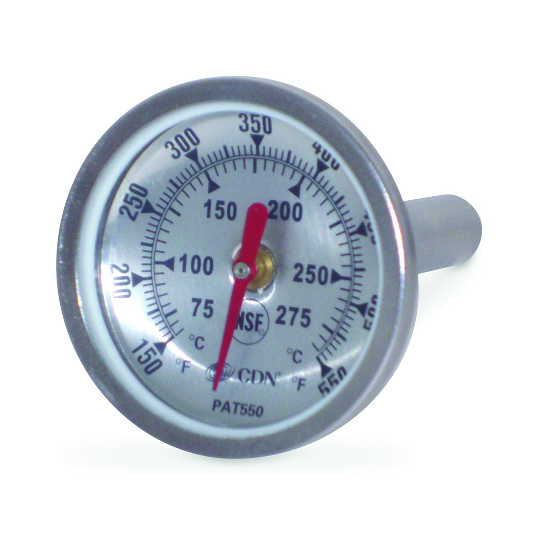 CDN PAT550 ProAccurate® Data Hold Oven Thermometer