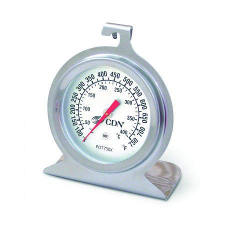 CDN POT750X ProAccurate® High Heat Oven Thermometer