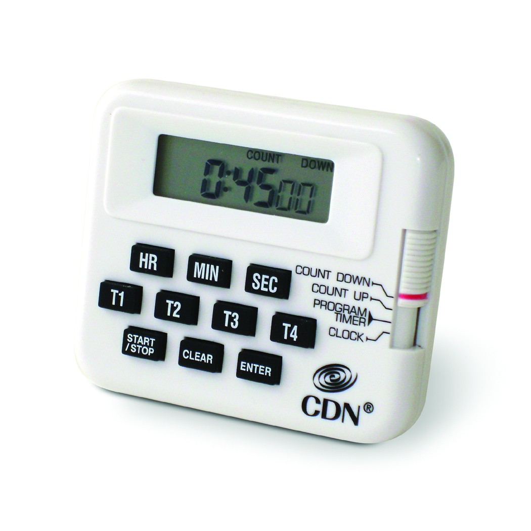 CDN PT1A 4-Event Programmable Digital Timer and Clock