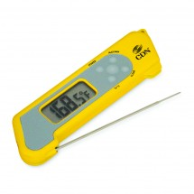 CDN TCT572-Y ProAccurate® Folding Thermocouple Thermometer Yellow