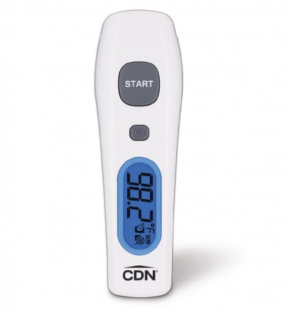 CDN THD2FE Non-Contact Forehead Thermometer