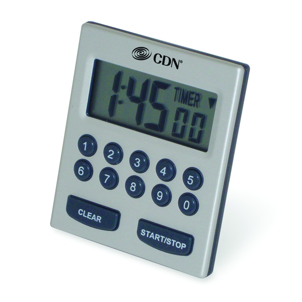 CDN TM30 Direct Entry 2-Alarm Timer