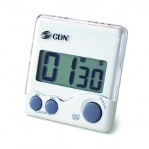 CDN TM7-W Loud Alarm Large Digit Timer