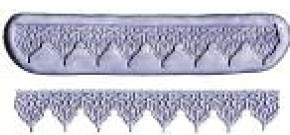 CK Products 44-1508 Silicone Gumpaste Lace Mold 1-1/4