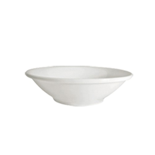 CAC China 101-32 Lincoln Porcelain Fruit Dish 3.5 oz. - 6 doz