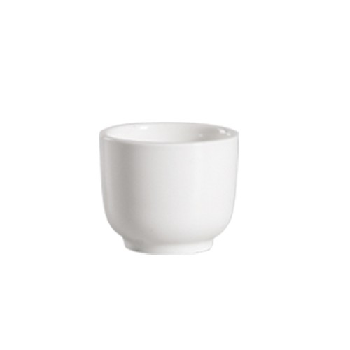 CAC China 101-54 Lincoln Porcelain Tea Cup 4.5 oz. - 6 doz