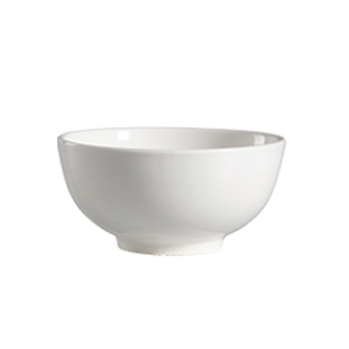 CAC China 101-64 Lincoln Porcelain Rice Bowl 7 oz. - 4 doz