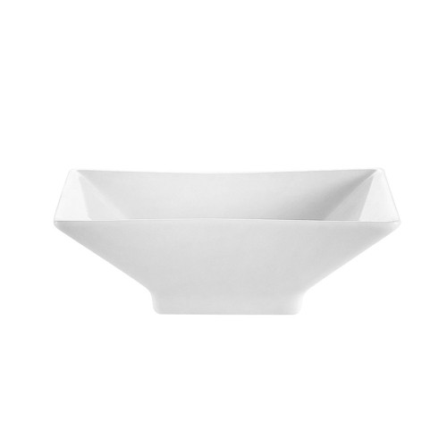 CAC China CTY-34 Citysquare Square Bowl 4.5 oz. - 4 doz