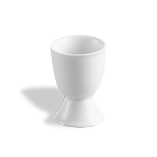 CAC China EGC-3 Porcelain Egg Cup - 4 doz