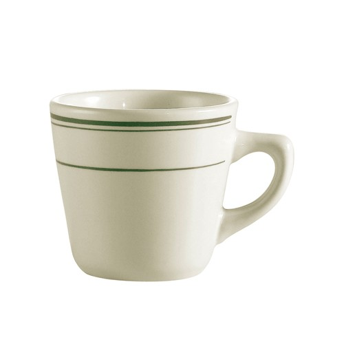 CAC China GS-1 Greenbrier Tall Cup 7 oz. - 3 doz