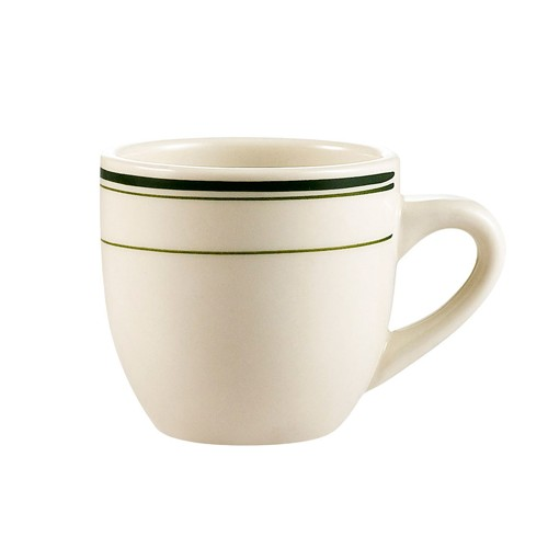 CAC China GS-35 Greenbrier A.D. Cup 3.5 oz. - 3 doz