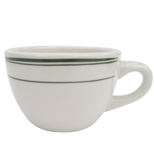 CAC China GS-37 Greenbrier Short Cup 7 oz. - 3 doz