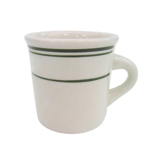 CAC China GS-38 Greenbrier Mug 8 oz. - 3 doz