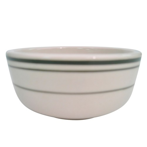 CAC China GS-95 Greenbrier Jung Bowl 9.5 oz. - 3 doz