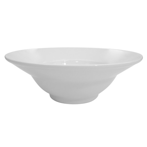 CAC China MXB-12 Porcelain Salad  Mixing Bowl 56 oz. - 6 pcs