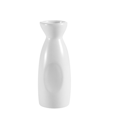 CAC China SHA-WP2 Sushia Porcelain Sake Pot 10 oz.  - 3 doz