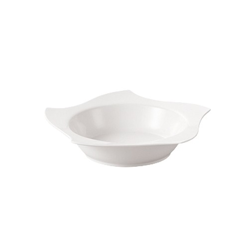 CAC China STA-108 Fashionware Five Star Pasta Bowl 10 oz. - 2 doz