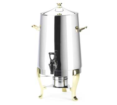 Cal-Mil 1009 Stainless Steel Coffee Urn 4 Gallon