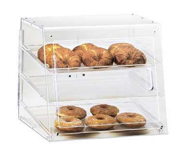 Cal-Mil 1011-S Three Tier U-Build Classic Self Serve Pastry Display Case